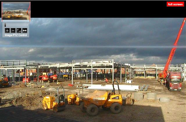 Construction Project Management 3g Cameras For Monitoring
