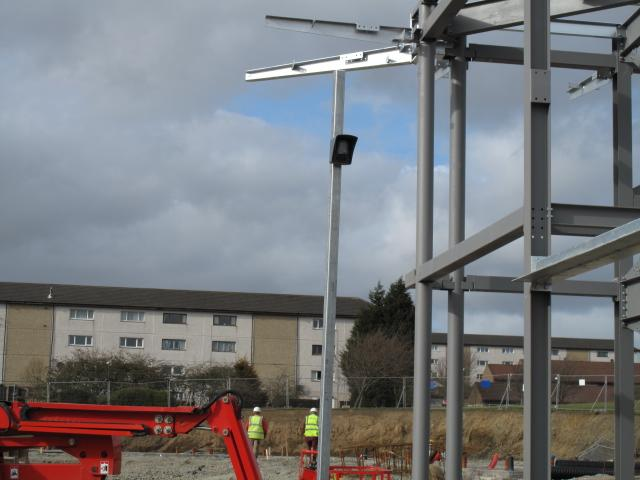 Purchase or rent low cost House Building Site Security monitoring ...